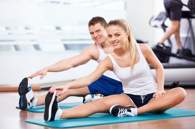 Товары для фитнеса, пилатеса и йоги
