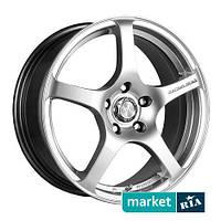 Литые легкосплавные диски Racing Wheels H-125 HS