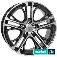 Литые легкосплавные диски WSP Italy W677 Xenia X3 Diamond Black Polished (R19 W8 PCD5x120 ET30 DIA72.6)