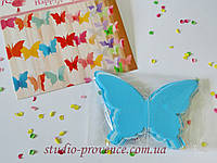 "Гірлянда ""Метелик"" голуба 2,5 м"