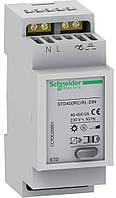 Диммер одиночный STD400RC/RL-DIN 400Вт Schneider Electric (CCTDD20001)