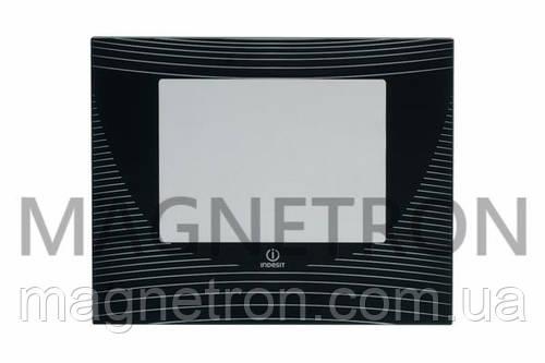 Наружное стекло двери для духовки Indesit C00144160