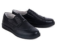 Школьные туфли для мальчиков СОЛНЦЕ