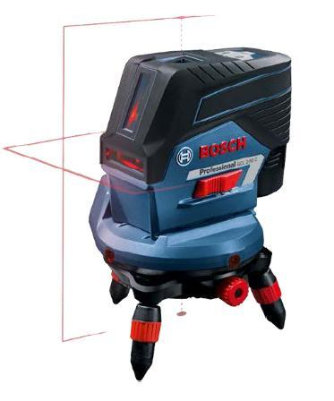 Комби-лазер Bosch GCL 2-50 CG Professional, 0601066H00