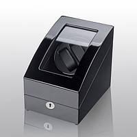 Шкатулка для автоподзавода 2-х часов Rothenschild RS-3024-BB