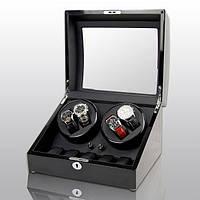 Шкатулка для автоподзавода 4-х часов Rothenschild RS-031BB-F