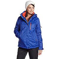Лыжная куртка женская WHS , фиолетовый № 5745451-1