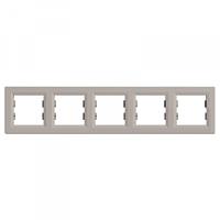 Рамка 5-я бронза горизонтальная EPH5800569