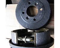 Механизм ручного тормоза в сборе FAW 1051