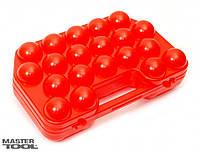 Лоток для яиц 2 дес Mastertool 92-0053