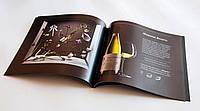 Печать каталогов, меню, брошюр