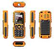 Защищенный противоударный и водонепроницаемый телефон Guophone V3S, фото 3