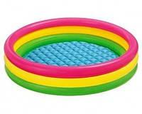 Детский надувной бассейн Intex 57412 113-26 см. 173 литров, фото 3