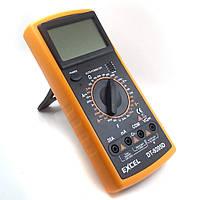 Цифровой профессиональный мультиметр Excel DT-9205D, фото 1
