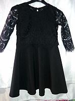 Платье на девочку школа ( 116 - 134 )