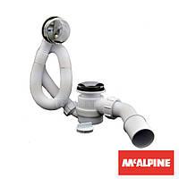 Сифон для ванны с механизмом клик-клак  McAlpine HC2600CLAB бронза