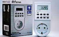 Розетки-таймеры, датчики, энергометры, терморегуляторы и др. электроника