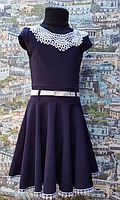 Платье на девочку школа ( 122 - 140 )