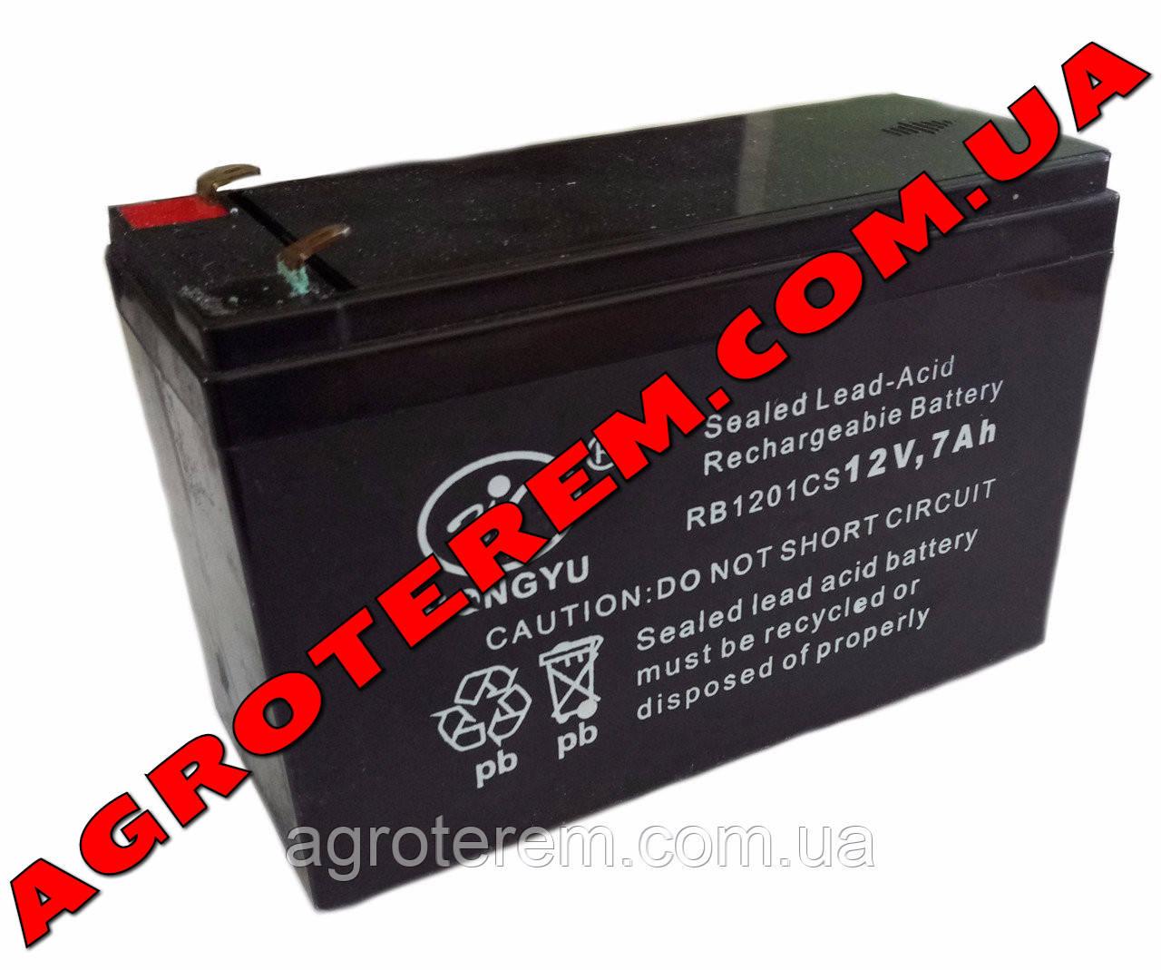 Аккумулятор для опрыскивателя 12V 7AH - Agroterem в Одессе