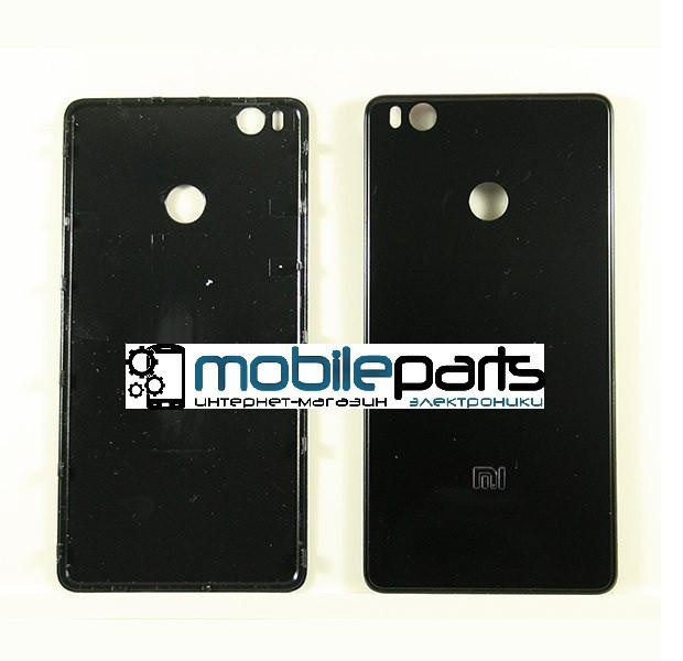 Оригинальная задняя панель (крышка) для Xiaomi Mi4s (Черная)