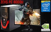 Игровой ПК ZEVS PC 8000U i3 + GTX 750TI + Игры