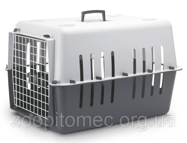 Savic ПЕТ КЭРРИЕР4 (Pet Carrier4) переноска для собак, пластик (66х47х43)