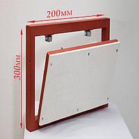 Люк ревизионный 200х300 съемный