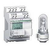 Сумеречный выключатель (2-канальный) IC100KP с фотодатчиком Schneider Electric (CCT15493)