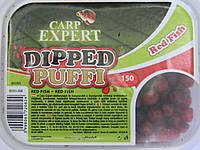 Плавающее тесто Carp Expert Dipped Puffi Mini Red Fish (красная рыба)