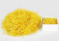 Наполнитель бумажный 25гр желтый