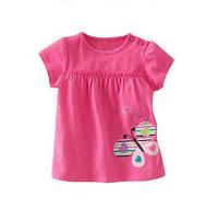 Детская футболочка летняя для девочки.