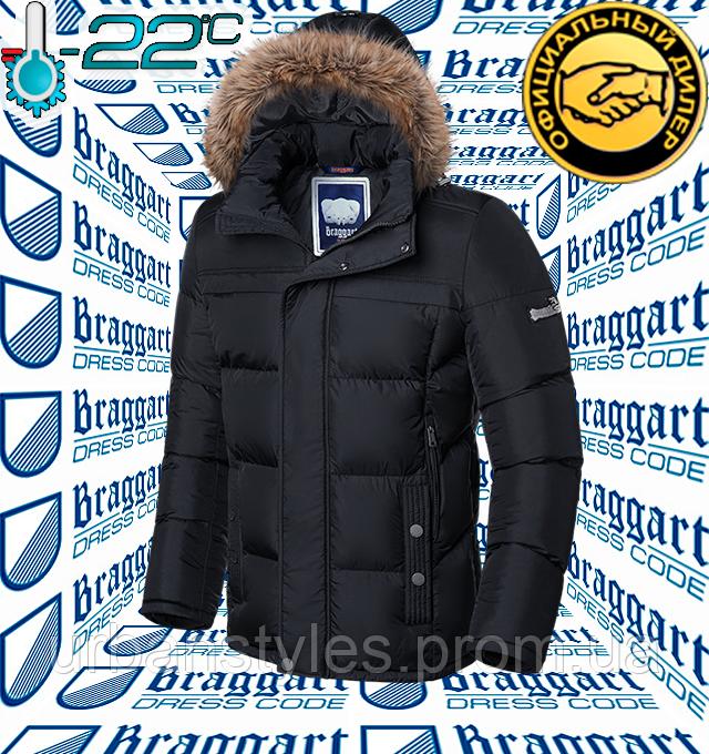 Мужская куртка зима Braggart Dress Code