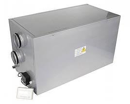 Приточно-вытяжная установка ВЕНТС ВУТ 600 ЭГ ЕС с рекуперацией тепла