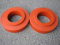 Полиуретановые проставки под пружины для Nissan Terrano I / II (50мм)