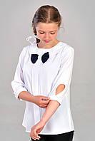 Свободная школьная блуза