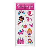 Фаберлик Тату для девочек «Сказочная страна» серии BB girl