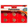Батарейка таблетка CR2032 Panasonic Lithium блістер 6шт (CR-2032EL/6B)