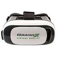 Очки виртуальной реальности Grand-X GRXVR03W White (GRXVR03W)
