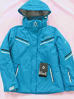 Куртка горнолыжная женская Volkl № 16806, голубой