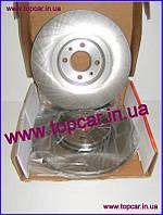 Тормозной диск передний 300мм Renault Scenic II Maxgear Польша 19-1331