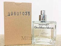 Gian Marco Venturi Woman 100 ml w tester тестер Оригинал туалетная и парфюмированная вода