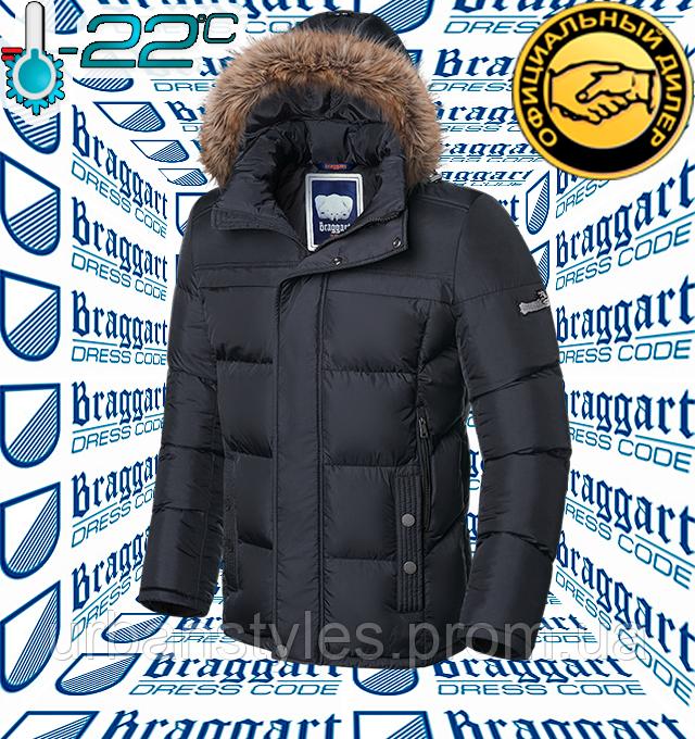 Куртка мужская зимняя Braggart Dress Code