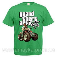 "Футболка ""GTA 5 (Grand Theft Auto V)"""