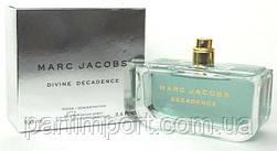 MARC JACOBS DIVINE DECADENCE EDP 100 ml TESTER парфумированная вода жіноча (оригінал оригінал )