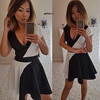Платье модное д6016 гл