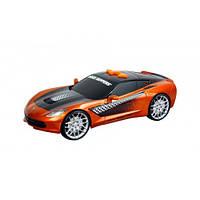 Машина Chevy Corvette C7 Безумные колеса 28 см Toy State