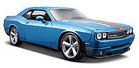 Автомодель (1:24) 2008 Dodge Challenger синий металик MAISTO