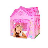 Детская игровая палатка «Домик» M 3364