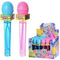 Мыльные пузыри «Микрофон» 796-24