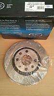 Диск тормозной QAP 05-303V(LanosR14)(96179110) комплект